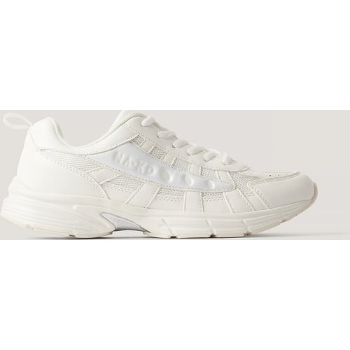 Baskets Classiques - White - NA-KD Shoes - Modalova