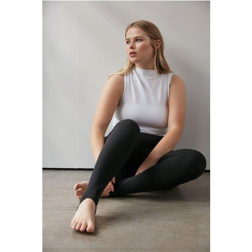 Legging Taille Haute - Black - NA-KD Flow - Modalova