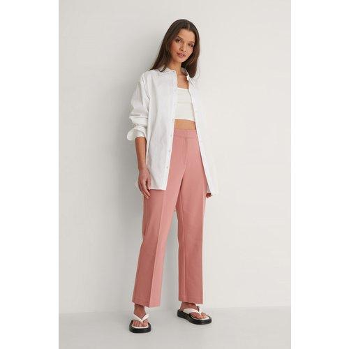 Pantalon De Costume - Pink - NA-KD Classic - Modalova