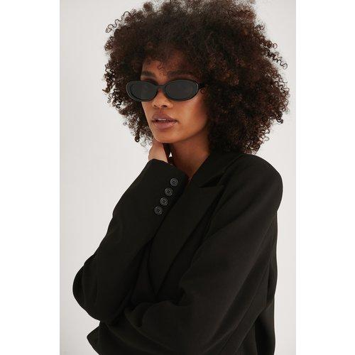 Lunettes De Soleil - Black - NA-KD Accessories - Modalova