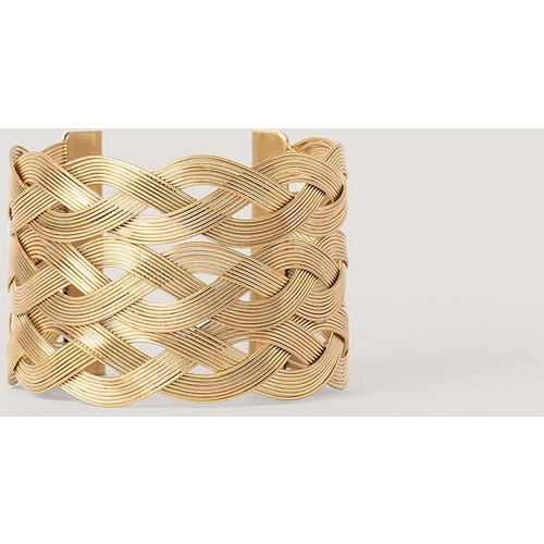 Bracelet Chaîne Épaisse - Gold - NA-KD Accessories - Modalova