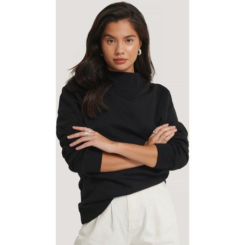 Sweatshirt - Black - Olivia Salo x NA-KD - Modalova