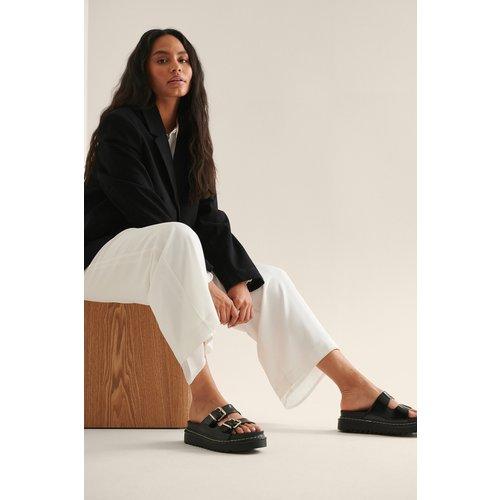 NA-KD Shoes Boucle Sandales - Black - NA-KD Shoes - Modalova
