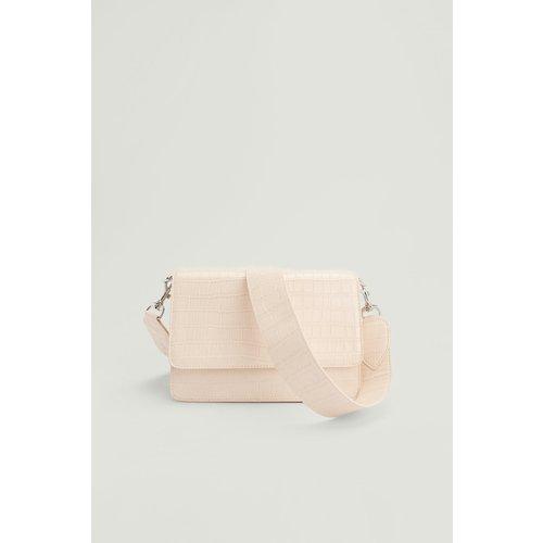 Recyclé sac bandoulière - Offwhite - NA-KD Accessories - Modalova