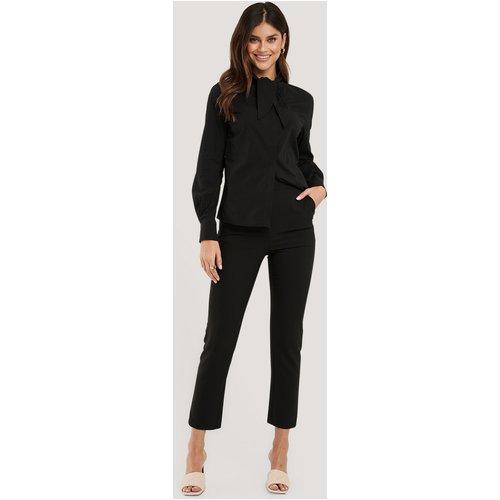 Pantalon De Costume Coupe Slim - Black - NA-KD Classic - Modalova