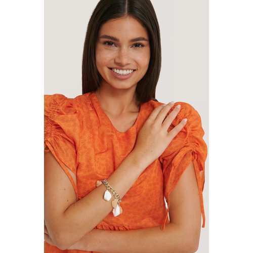 NA-KD Accessories Bracelet - Gold - NA-KD Accessories - Modalova
