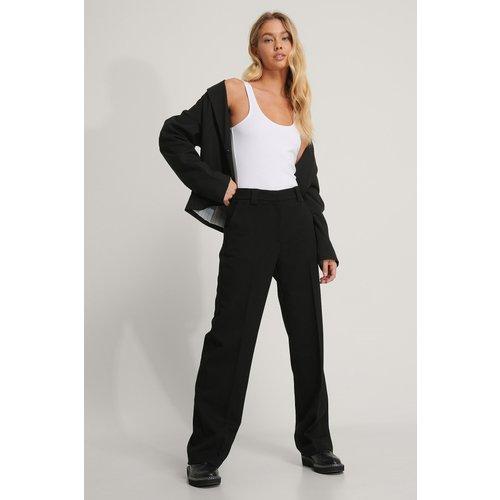 Pantalon De Costume Classique - Black - NA-KD Classic - Modalova