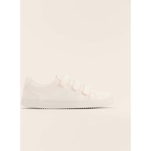 NA-KD Shoes Baskets Velcro - White - NA-KD Shoes - Modalova