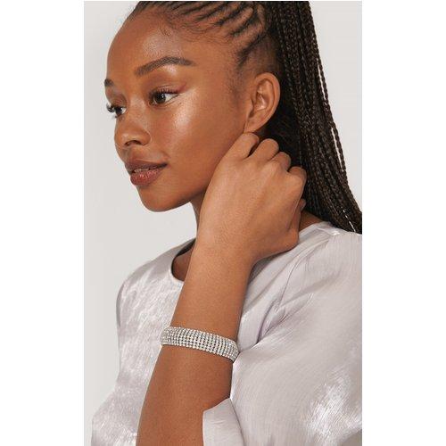 NA-KD Accessories Bracelet - Silver - NA-KD Accessories - Modalova