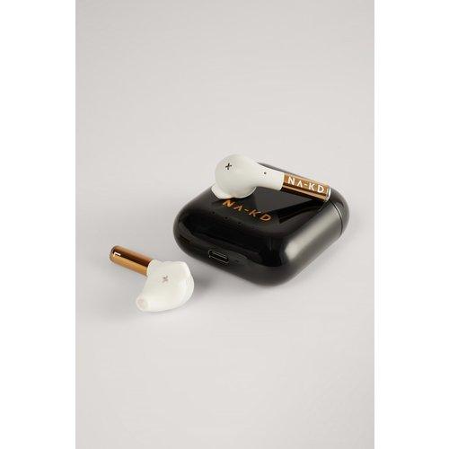 NA-KD Wireless Headphones - Black - Defunc x NA-KD - Modalova