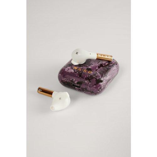 NA-KD Wireless Headphones - Purple - Defunc x NA-KD - Modalova