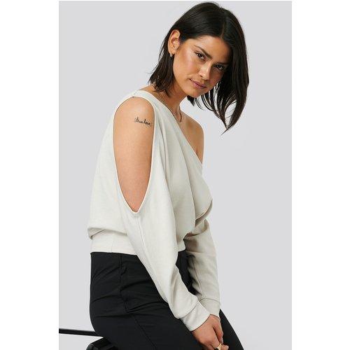 Olivia Salo x NA-KD Haut - Grey - Olivia Salo x NA-KD - Modalova