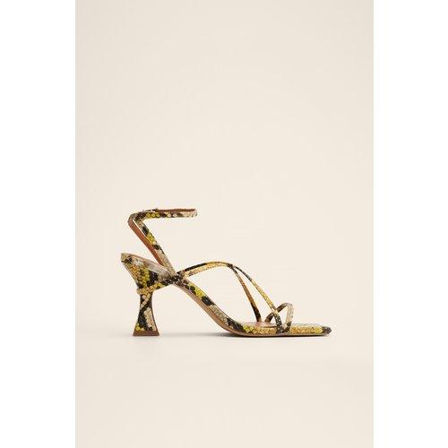 Chaussures À Talons Superposés - Multicolor - NA-KD Shoes - Modalova