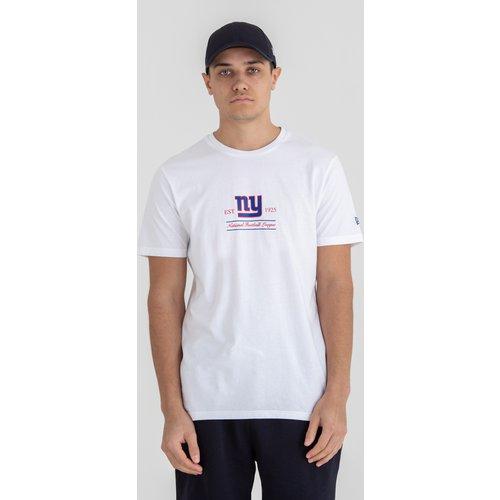 New York Giants Established Number Tee - newera - Modalova