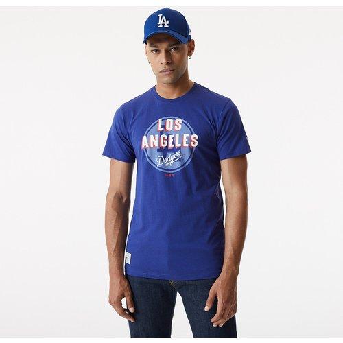 T-shirt bleu Héritage desLA Dodgers - newera - Modalova