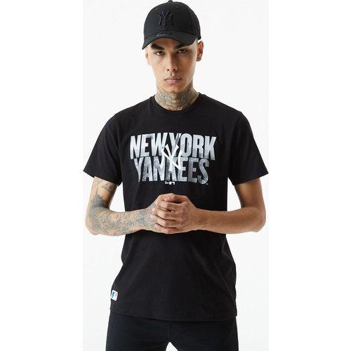 T-shirt photographique New York Yankees noir - newera - Modalova