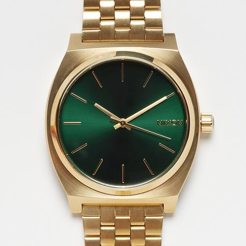 Time Teller gold/green - Nixon - Modalova
