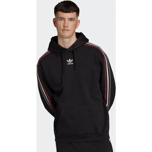 Sweat à capuche Fleece adicolor 3-Stripes - adidas Originals - Modalova