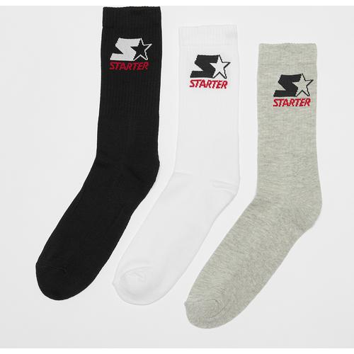 Starter Crew Socks (3 Pairs) - Starter - Modalova