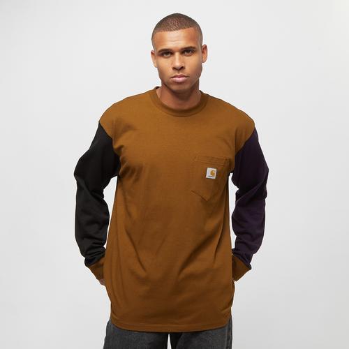 L/S Triple Pocket T-Shirt - Carhartt WIP - Modalova