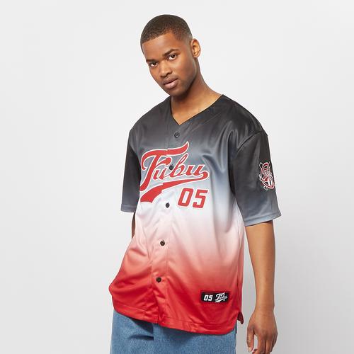 Varsity Baseball Jersey Gradient - Fubu - Modalova