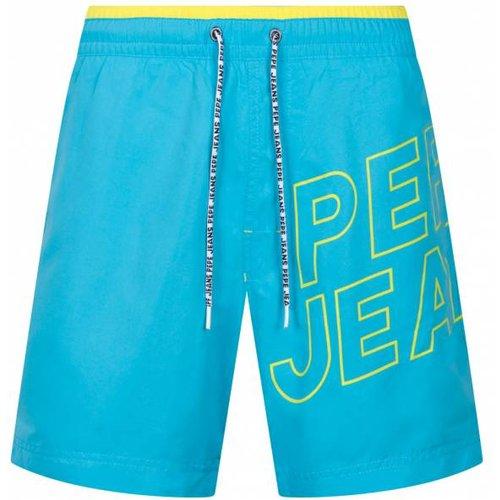 Gold s Short de bain PMB10201-525 - Pepe Jeans - Modalova