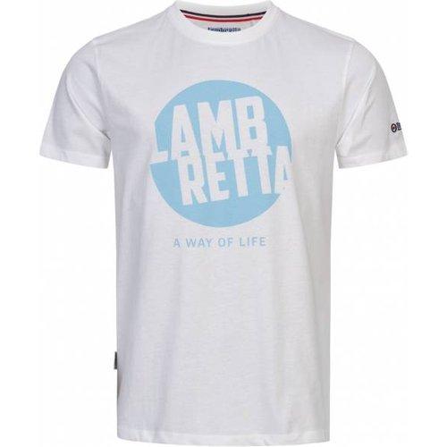 Graphic s T-shirt SS7471 - Lambretta - Modalova