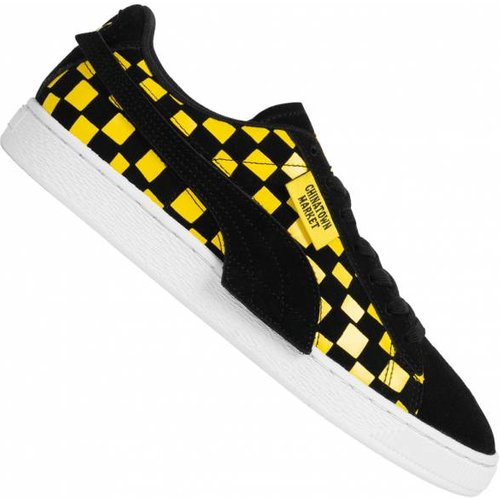 X Chinatown Market Suede Sneakers 370133-01 - Puma - Modalova