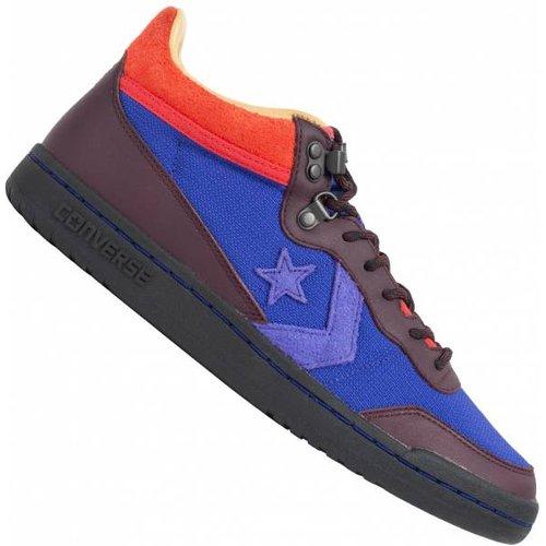 X CLOT Fastbreak Mid Sneakers en cuir 160284C - Converse - Modalova