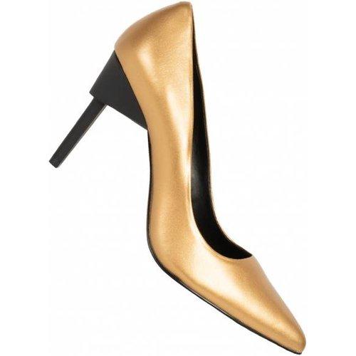 Princess Patent s Escarpins à talons hauts N12097GLD - Calvin Klein - Modalova