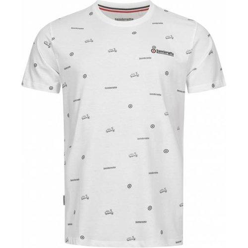 Allover Print Scooter s T-shirt SS5288 - Lambretta - Modalova