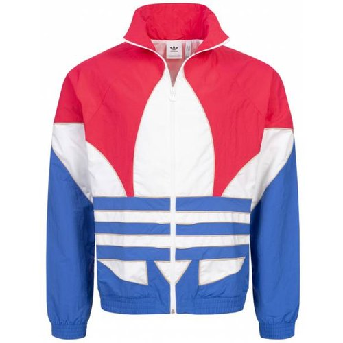 Originals Big Trefoil Colorblock s Veste de survêtement GE6224 - Adidas - Modalova