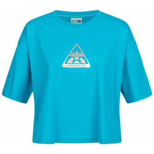 PUMA TZ Femmes T-shirt 579222-28 - Puma - Modalova