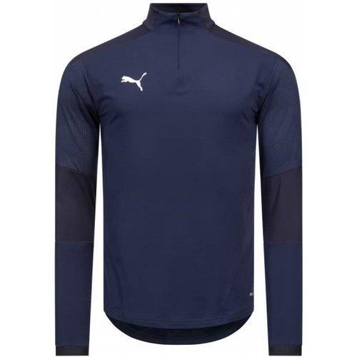 TeamFINAL21 1/4 Zip s Sweat-shirt 656968-06 - Puma - Modalova