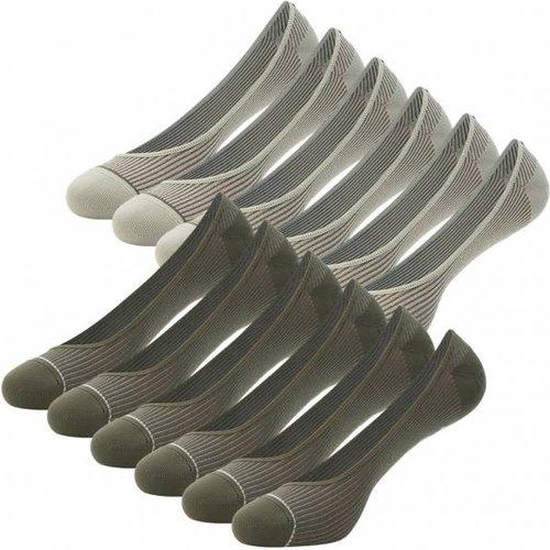S Chaussettes invisibles Socquettes 12 paires 100000619-002 - Puma - Modalova