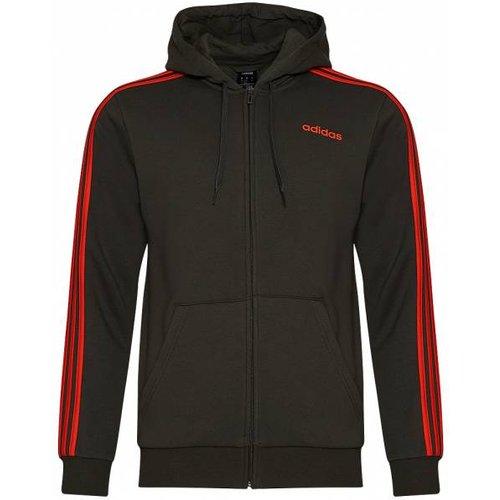 Essentials 3 Stripes s Veste en sweat à capuche FS6564 - Adidas - Modalova