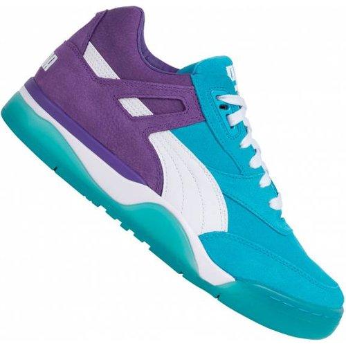 Palace Guard Queen City Sneakers en cuir de basket 370411-01 - Puma - Modalova