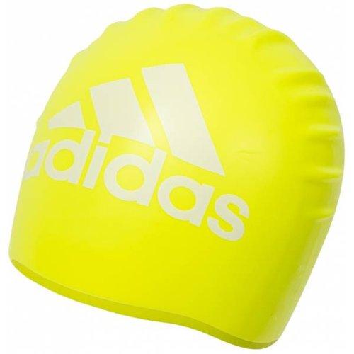 Silicone Graphic Cap Bonnet de bain AJ8655 - Adidas - Modalova