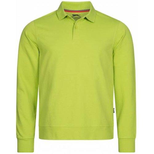 NEON s Sweat-shirt avec col polo 33237-68 - Slazenger - Modalova