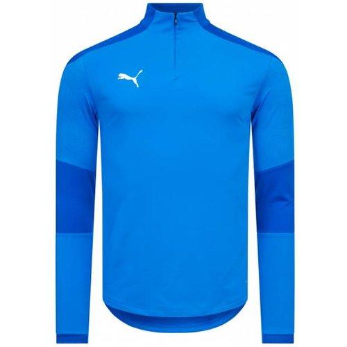 TeamFINAL21 1/4 Zip s Sweat-shirt 656968-02 - Puma - Modalova