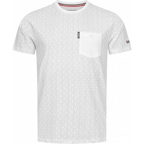 Paisley Allover Print s T-shirt SS6807 - Lambretta - Modalova