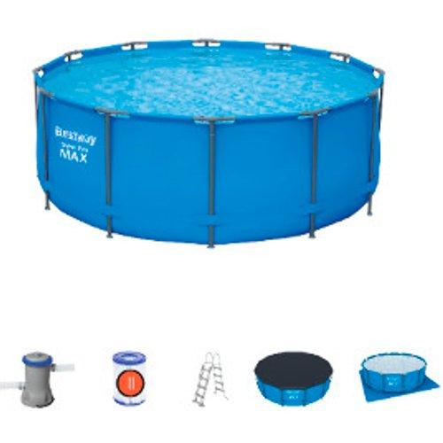 Bestway Bestway Steel Pro Max15 X 48 Pool Set -