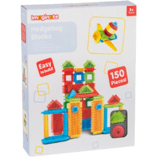 Imaginate 150 Piece Hedgehog Blocks