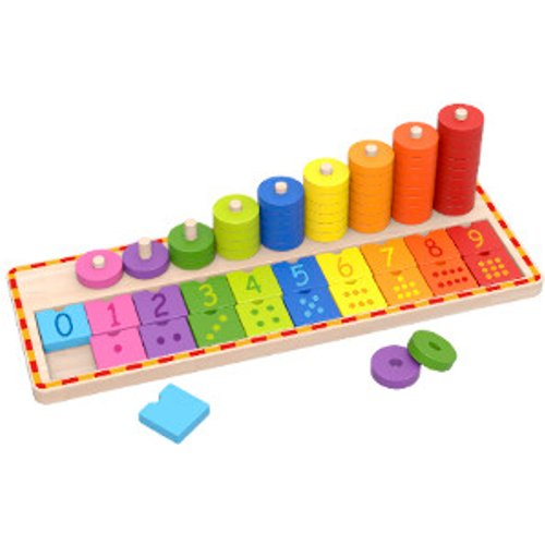Imagination Counting Stacker