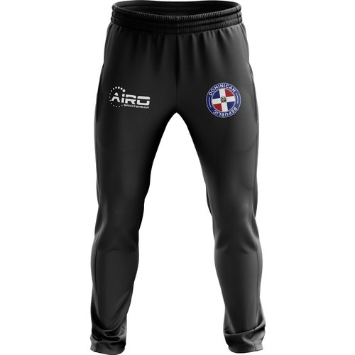 Airo Sportswear Dominican Republic Concept Football Training Pants (Black)