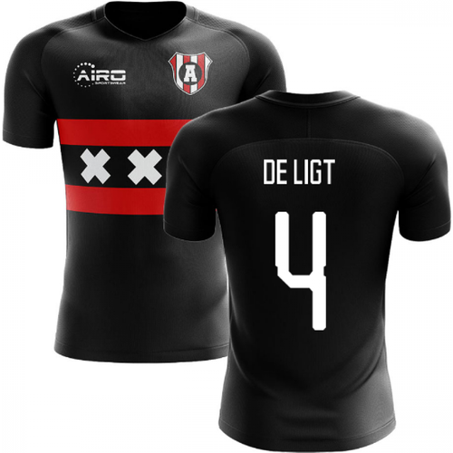 Airo Sportswear 2019-2020 Ajax Away Concept Football Shirt (DE LIGT 4)
