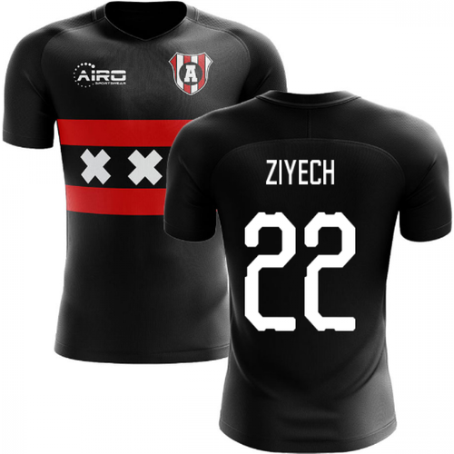 Airo Sportswear 2019-2020 Ajax Away Concept Football Shirt (ZIYECH 22)