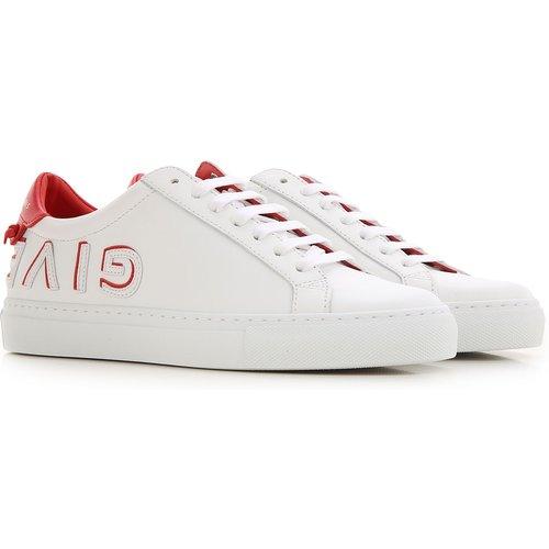 Sneaker Pas cher en Soldes, Blanc, Cuir, 2019, 36 37 38 39 40 - Givenchy - Modalova