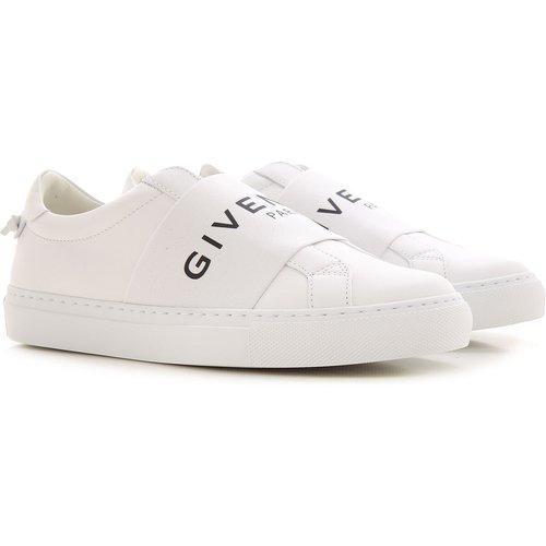 Sneaker , Blanc, Cuir, 2019, 35.5 36 37 37.5 38 38.5 39 40 41 - Givenchy - Modalova