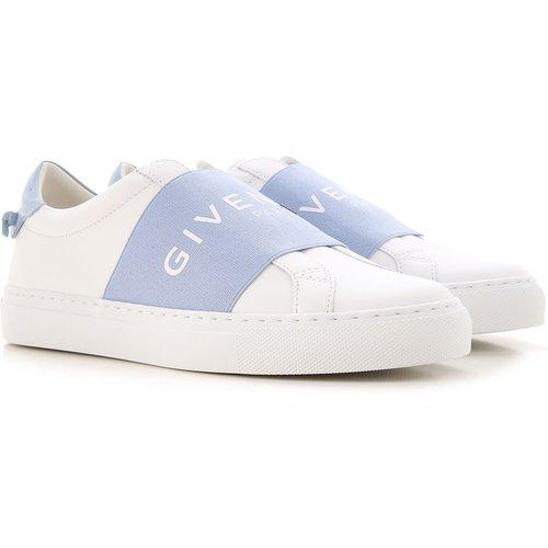 Sneaker , Blanc, Cuir, 2019, 35.5 36 36.5 37 37.5 38 39 40 - Givenchy - Modalova